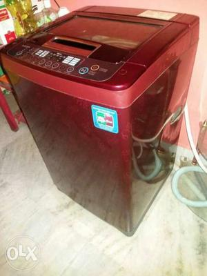 LG Fully automatic washing machine it's a brand