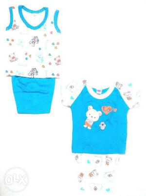 4 Piece Of Baby Suit