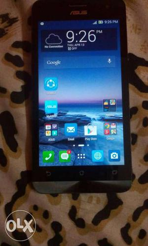 Asus zenfone 5 with acceries 2gb ram 8gb memory 5