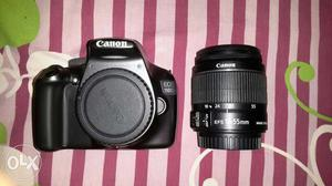 Canon EOS D + mm lens 4 GB memory card
