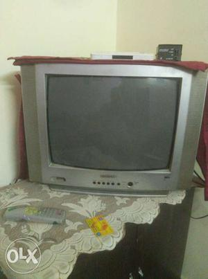 "Samsung Colour TV 21"""