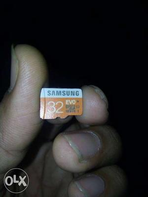 Sir I want to sell my samsung 32 gb memory card