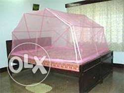 Sparingly used Easy mosquito net for king size