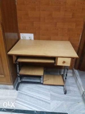 Wooden Computer table in good condition