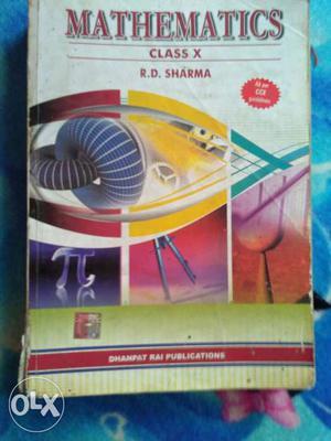 Class 10 mathematics, R. D. Sharma