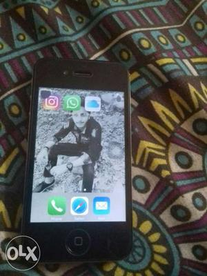 I want to sell my iphone 4s 16gb no problem