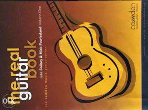 The real Guitar book. Valid for Trinity exams