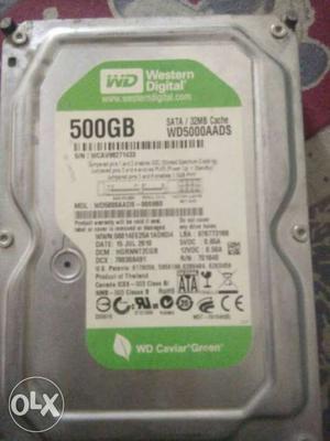 Je kisi ne computer di 500 gb old harddisk leni