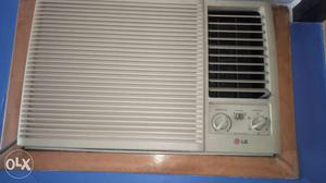 Lg ac of 1.5 ton in excellent working condition.