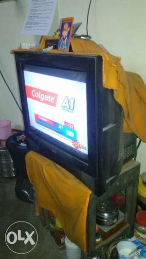Portable LG tv in good condition