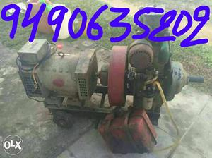 Ujala diesel generator with good condition