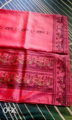 Baluchari sarees from West Bengal