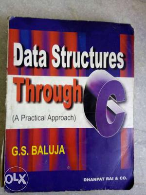 Data Structures By G.S Baluja in a usable