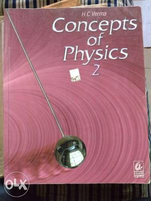 HURRY!!! HC verma physics at half rate... ALMOST