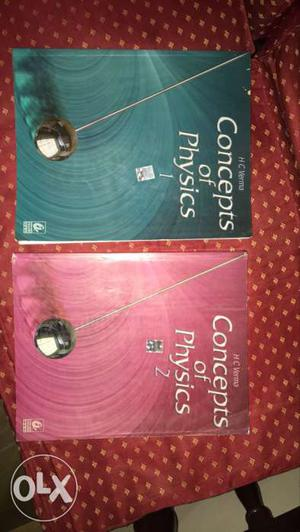Hc verma concepts of physics iit jee mains