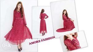Imported maxi dress in wholesale price, small