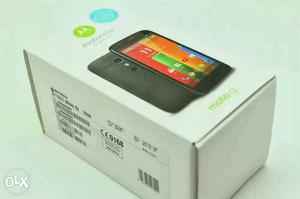 Moto G First Gen, with all accessories and bill