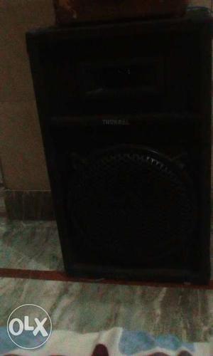 Black Stage Speaker