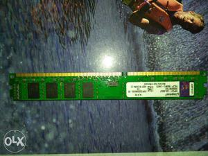 Brand new kingston 2gb ddr3 ram not use a single