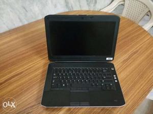 Dell i5 laptop with light keypad ram 4 GB 320 GB