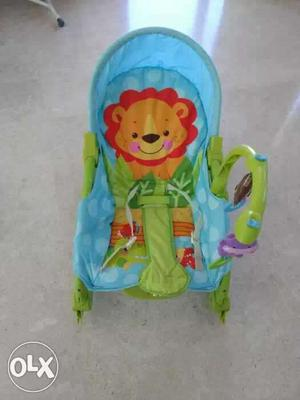 Fisher Price rocker in excellent condition