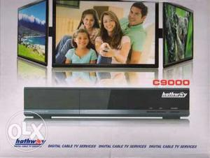 Hathway set top box if u want message me in old.