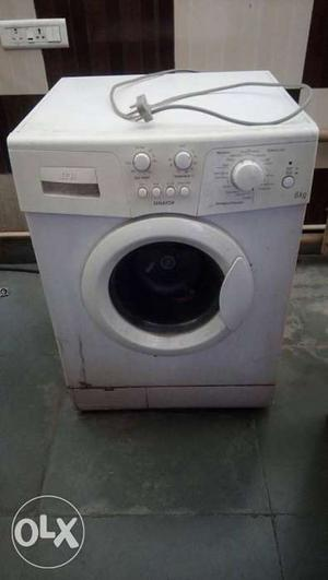 Ifb front load fully automatic washing machine.