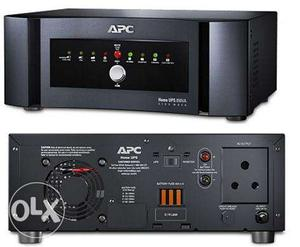 Never used, just unboxed new APC Home UPS 850VA Sine Wave