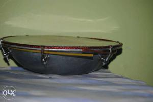 Original nasik with aluminium and red ring