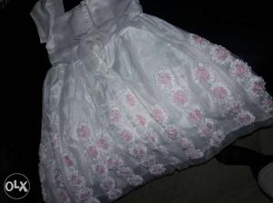 Party wear dress for girl 2year to 3 year