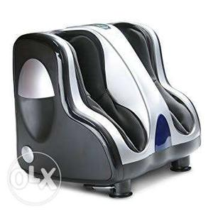 Robotouch foot and calf massager.. Working