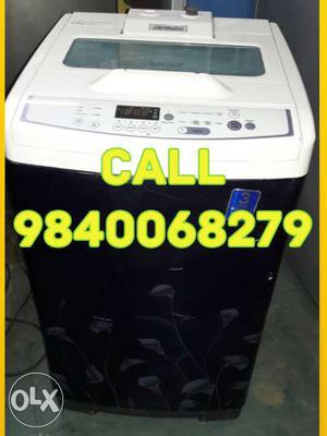 Samsung 6 kg fully washing machine good working