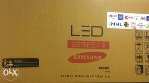 Samsung LED Series 4 Box