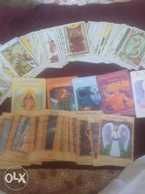 Tarot Card reading and teaching