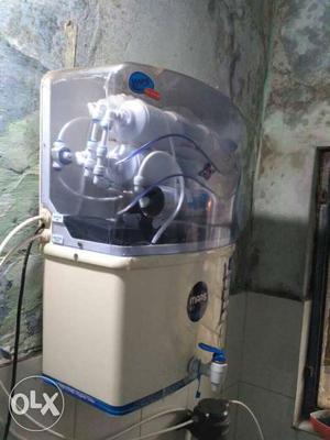 White Water Purifier Machine