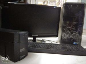 Working Inspiron 580 Desktop Computer