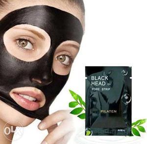 Black Head Pore Strip Pilaten Pack