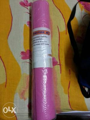 Brand New Vector X Yoga Mat - Pink Colour in