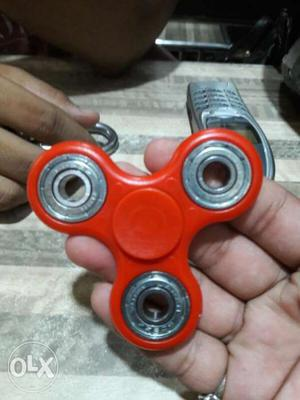 Famous fidget spinner now available for sale at