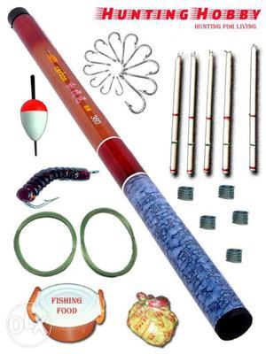 Fishing Rod Pole set