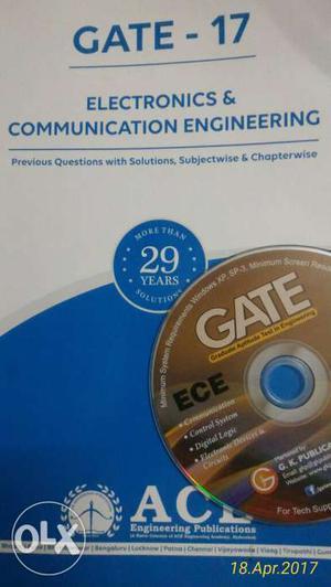 GATE Preparation Books for EC.