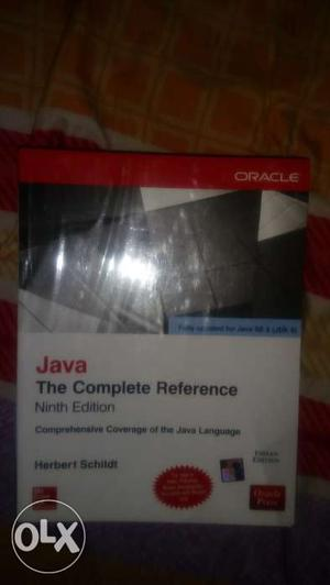 Java, The complete reference by Oracle