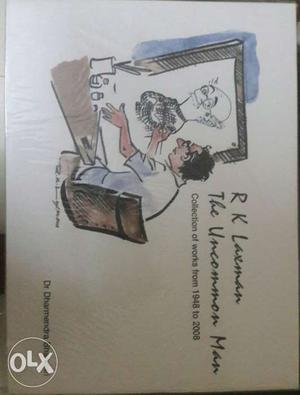 A wonderful cartoon collection of R.K.Laxman's at
