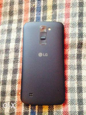 I want sail lg k10 very good condition 9 month