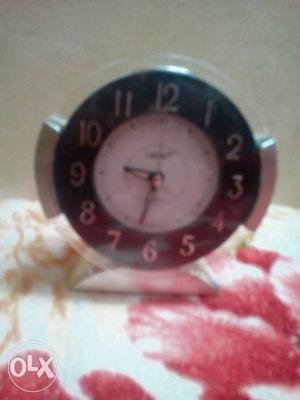 New alarm clock and nice look