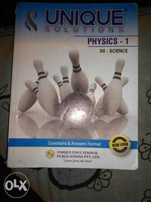 12 physics unique 1 and 2