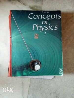 HC Verma--Concepts Of Physics -1 Book. Concepts of physics-