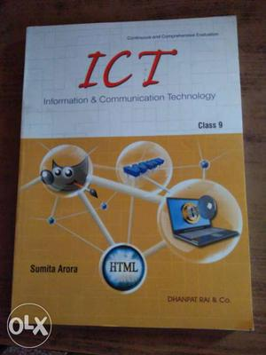 ICT Information And Communication Technology By Sumita Arora