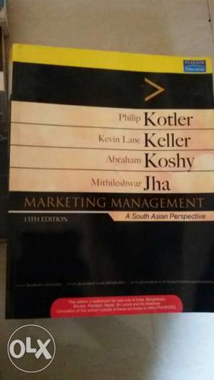 MBA Books; Marketing Management Philip Kotler;