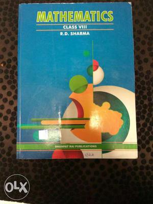 Mathematics Class VIIII R.D Sharma